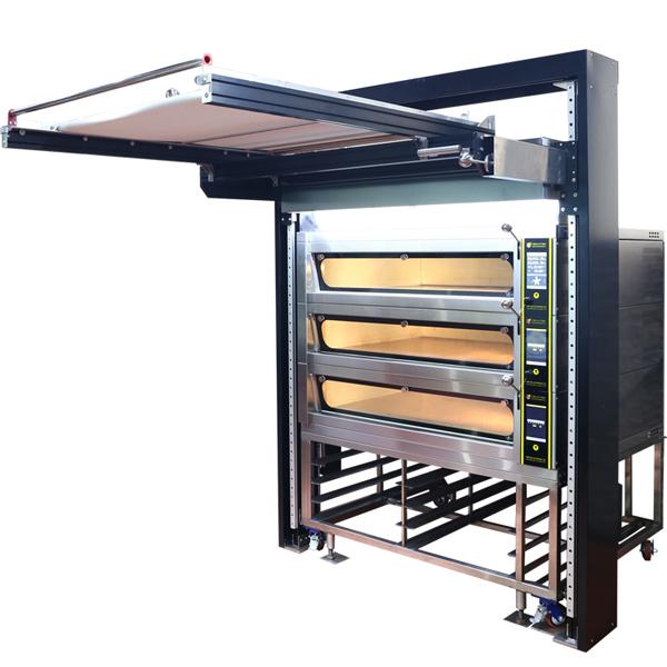 歐式麵包專用爐 1