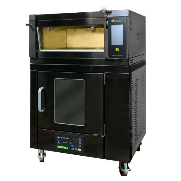 一層一盤歐式麵包專用爐 4
