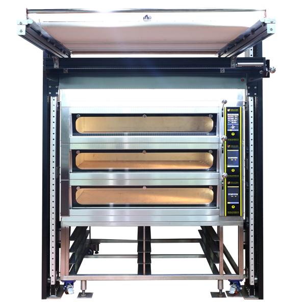 歐式麵包專用爐 2